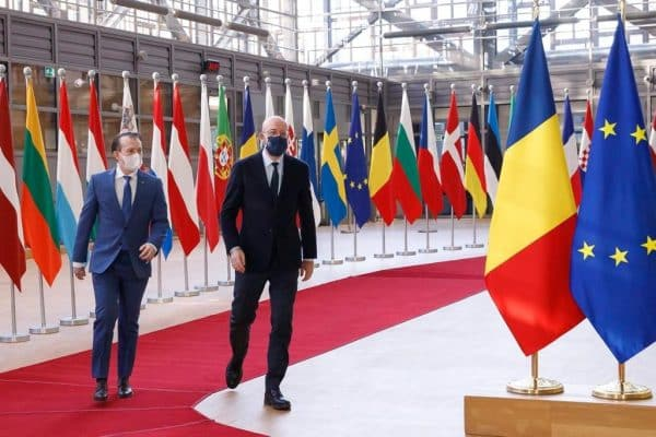 Florin Cîțu, la Bruxelles: Republica Moldova – o prioritate pentru România