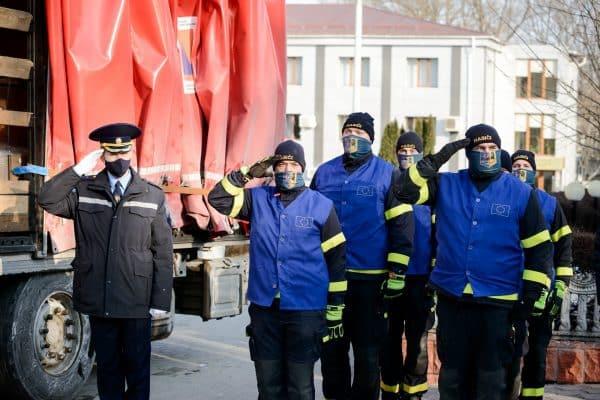 Guvernul Cehiei, donație de echipamente medicale pentru spitalele din R. Moldova ~ InfoPrut