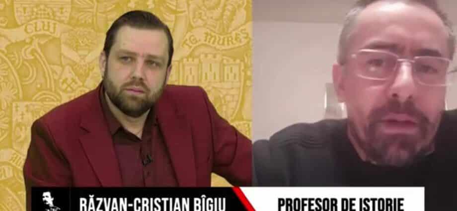 Răzvan-Cristian Bîgiu: În alte țări istoria națională este studiată în mai multe ore pe săptămână