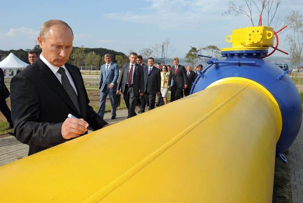 ADIO Rusia: TRANSGAZ rupe contractul cu Gazprom