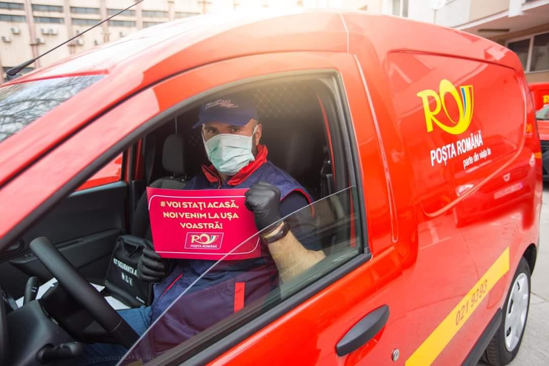 Poșta Română, concedieri și privatizare: Vor să pună mâna pe activele imobiliare în valoare de 1 miliard de euro