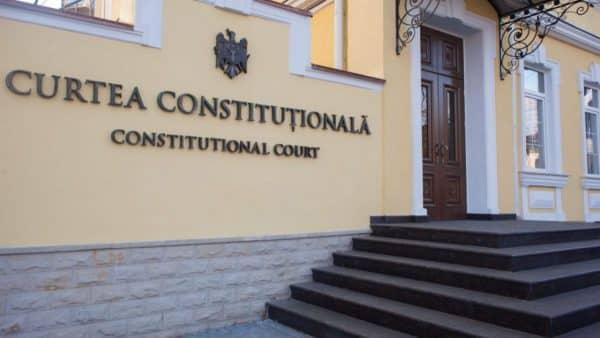 Lider politic de la Chișinău: Hotărârea Curții Constituționale, contradictorie și absurdă
