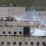 Revoltele închisorii din Ecuador provocate de bande rivale lasă 62 de morți