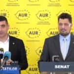 """George Simion – AUR: """"Guvernul trebuie să înceteze să dea vina pe români pentru răspândirea virusului"""""""