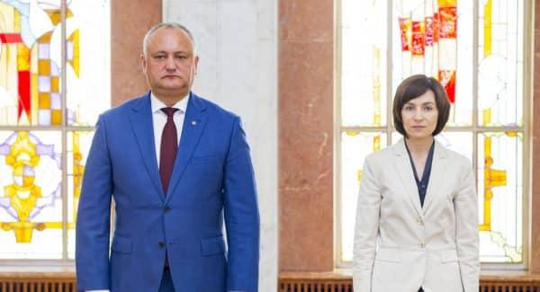 Reacția PAS și a Președinției R. Moldova la amenințările lui Dodon