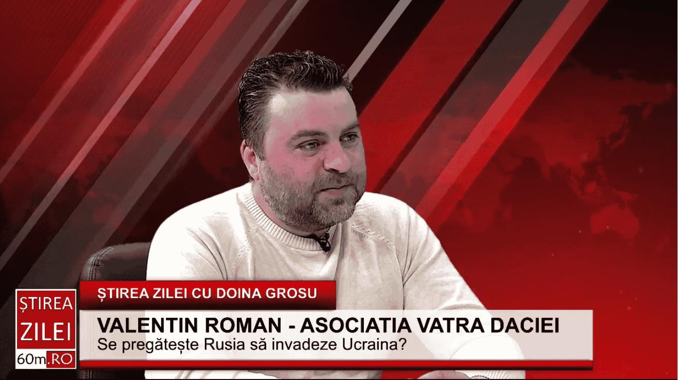 """Valentin Roman: """"Adevărata problemă a României în aceste zile este granița cu Ucraina, nu Vlad Voiculescu"""""""