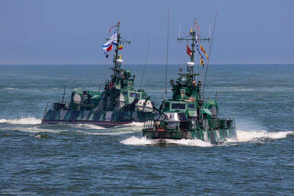 Rusia și-au mutat navele de război în Marea Neagră