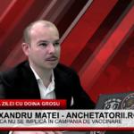 """Alexandru Matei – ANCHETATORII.RO: """"Avocații penalilor selectează viitorii judecători și magistrați ai României"""""""