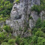 Chipul lui Decebal –  Cazanele Mici ale Dunării
