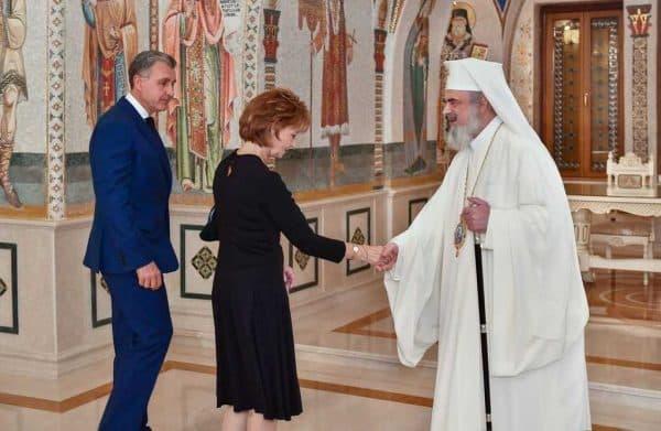 Patriarhul Daniel, mesaj adresat Familiei Regale a României