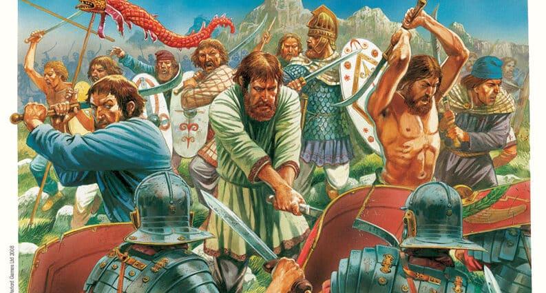 FALXUL DACIC, una dintre cele mai periculoase arme ale antichităţii
