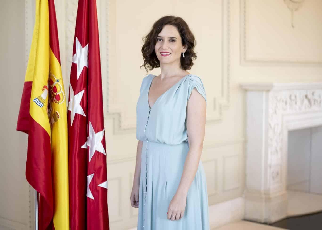 Simbolul dreptei spaniole, Isabel Diaz Ayuso, a triumfat în alegerile regionale din Madrid