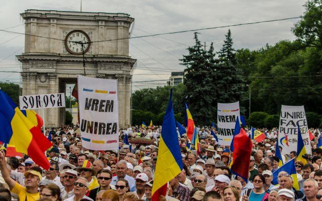 """Încă un partid de la Chișinău merge pe listele AUR la alegerile parlamentare: """"Haideți să aducem Unirea și în Parlamentul R. Moldova!"""""""
