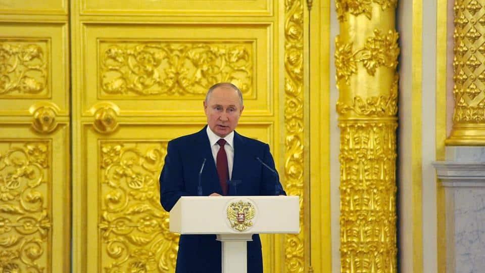 Putin: Rusia, pregătită să negocieze cu România pe tema R. Moldova