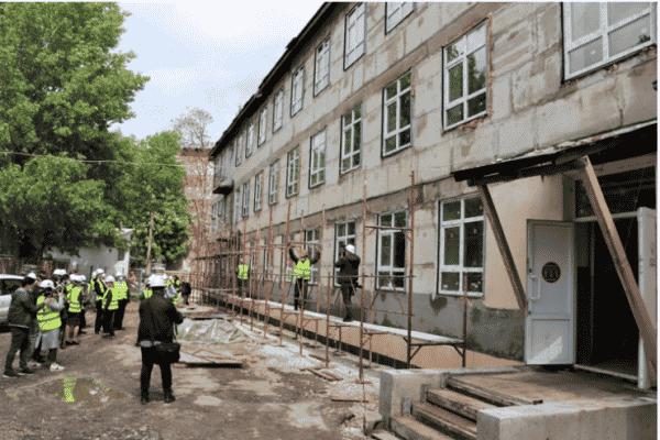 Condiții mai bune de studii pentru elevii unui liceu din Bălți, grație ajutorului UE ~ InfoPrut
