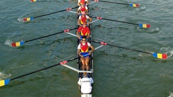 România a câştigat medalii de aur, argint şi bronz la Cupa Mondiala de canotaj din Elveția ~ InfoPrut