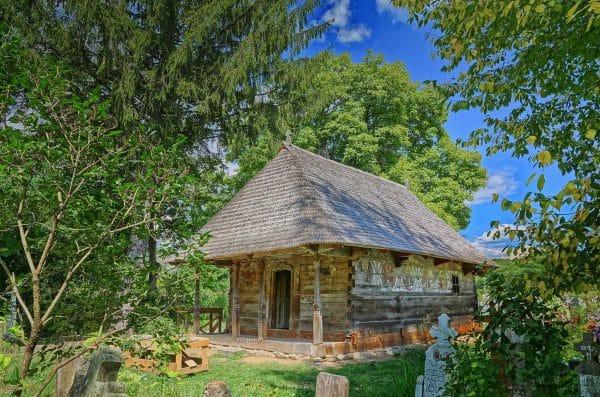 Biserica de lemn din satul Urşi, premiată de Comisia Europeană ~ InfoPrut