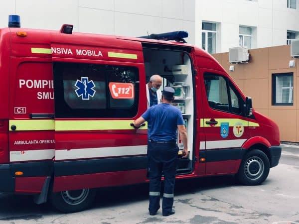 O nouă misiune SMURD, în Republica Moldova ~ InfoPrut