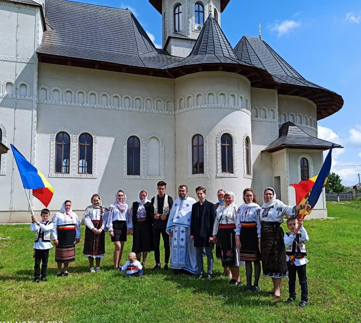 Ziua Românilor de Pretutindeni, marcată la Râșcani și Dondușeni