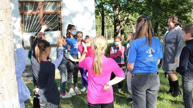Misiunea socială Diaconia a Mitropoliei Basarabiei, un nou proiect educativ pentru copiii din Criuleni ~ InfoPrut