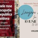 """Lansare de carte la București: """"Trupele ruse de ocupație în Republica Moldova. Culegere de documente și materiale"""" ~ InfoPrut"""