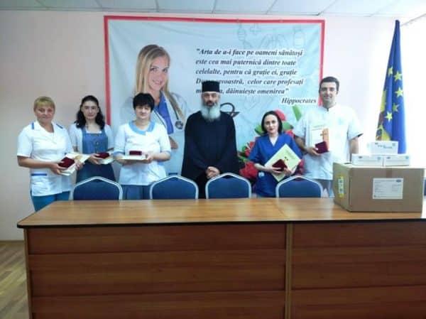 Federaţia Filantropia a Patriarhiei Române, donație pentru spitalul din Glodeni ~ InfoPrut