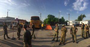 Parlamentari ai României, agresați la Nistru de militari cu însemne ale Federației Ruse ~ InfoPrut