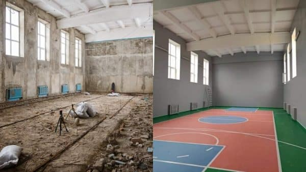 Condiții mai bune de studii pentru elevii unui liceu din Ștefan Vodă, grație ajutorului SUA ~ InfoPrut