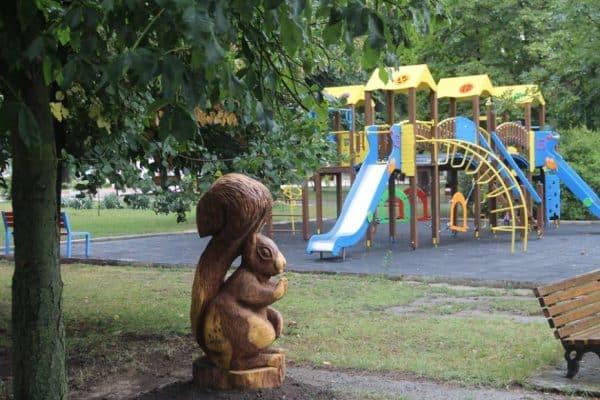 Parcul central și o grădiniță din Cahul, modernizate cu ajutor european ~ InfoPrut