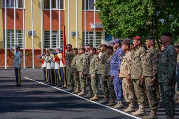 O nouă structură NATO pe teritoriul României ~ InfoPrut