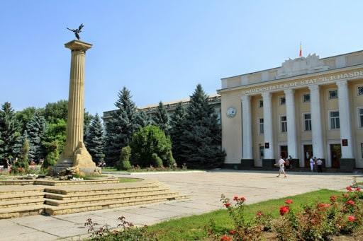 Invitați din România, la sărbătorirea a 519 ani de la prima atestare a orașului Cahul ~ InfoPrut