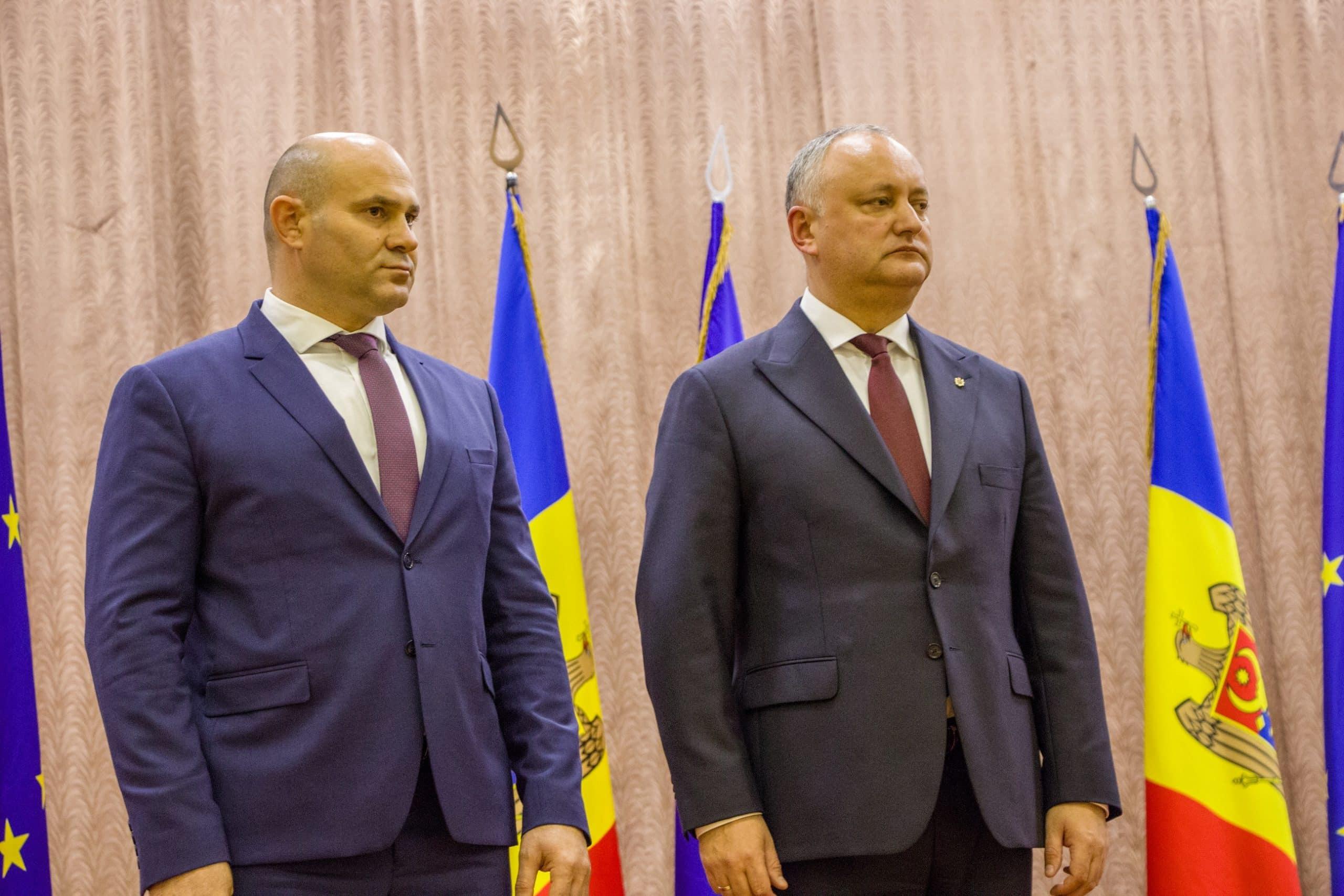 Ministrul de Interne de la Chișinău, campanie electorală pentru socialiști și comuniști