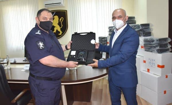 Donație din partea Germaniei pentru polițiștii din R. Moldova ~ InfoPrut