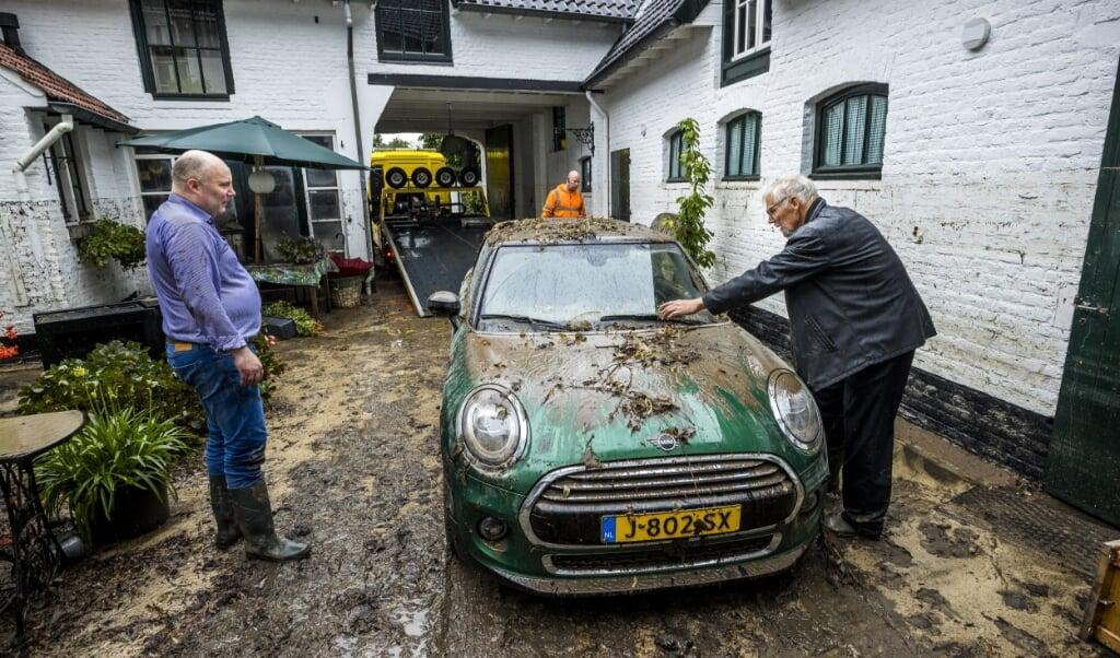VIDEO: Inundații masive în Olanda și Belgia