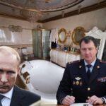 VIDEO: Un polițist corupt din Rusia are un palat de lux cu toaletă aurită la fel ca șeful cel mare de la Kremlin