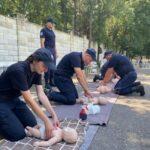 Armata SUA, instruire medicală pentru salvatorii din Cahul ~ InfoPrut