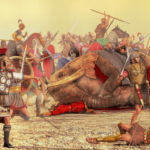 Bătălia de la Zama (202 î.H.)- revanșa romanilor în fața lui Hannibal