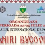 "Artişti din R. Moldova și România, reuniți la ediția ""Întâlniri Bucovinene"" – 2021 ~ InfoPrut"