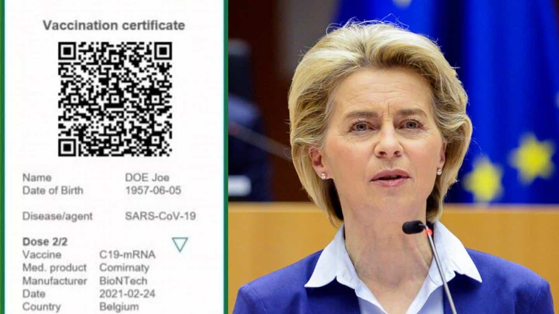 Dictatură în UE: 13 state au impus pașaportul de vaccinare
