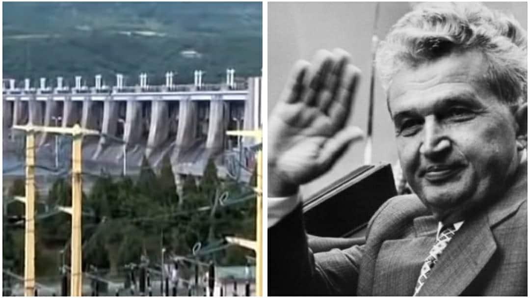Ceaușescu a construit în 25 de ani sute de hidrocentrale, în timp ce făcea și milioane de apartamente – CRITICII.RO