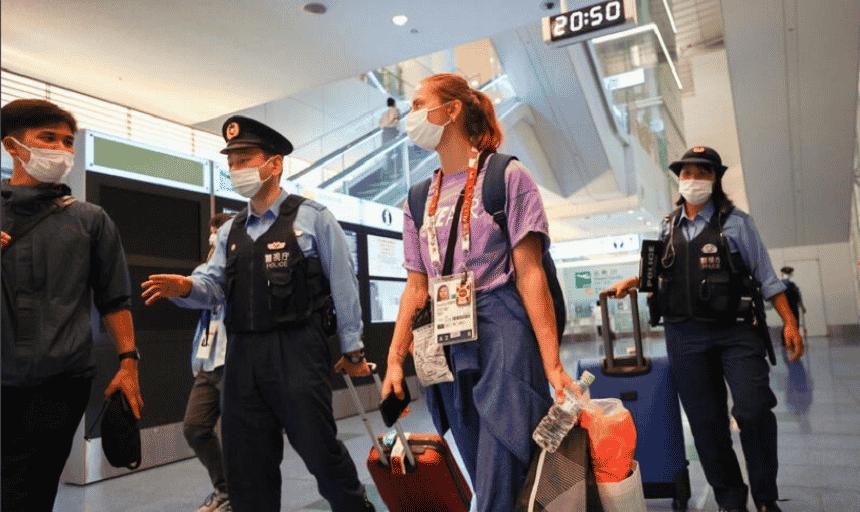 JO Tokio: O atletă din Belarus a cerut azil politic. A primit ajutor de la Poliția din Japonia