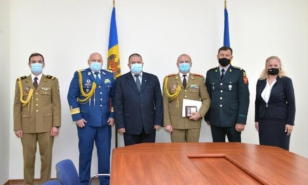 Cine este noul atașat militar adjunct al României în Republica Moldova