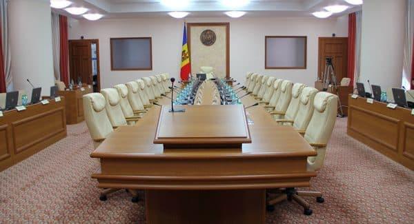 Votat: Republica Moldova are un nou guvern