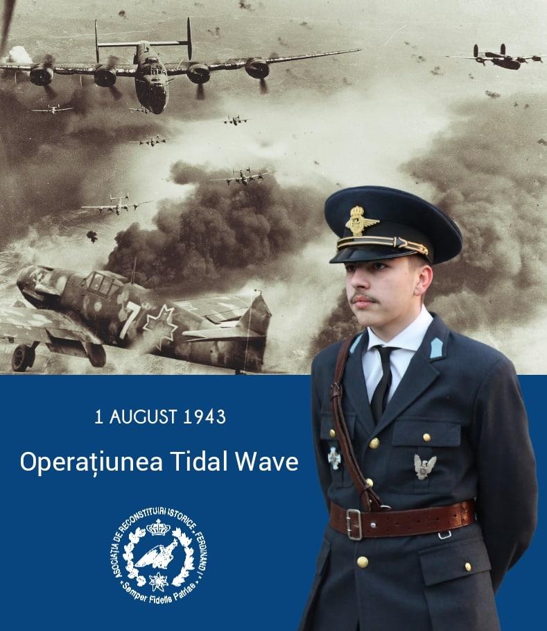 """Asociația """"Ferdinand I"""": 1 august 1943, ziua în care Aviația SUA suferea o înfrângere devastatoare la Ploiești"""