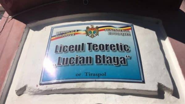 Victorie de etapă pentru liceul românesc din Tiraspol împotriva separatiștilor din regiunea transnistreană ~ InfoPrut