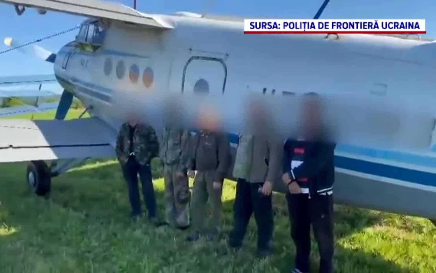 Avion de vânătoare MiG-29 ridicat la granița cu România pentru a intercepta o aeronavă An-2 suspectă de contrabandă cu țigări