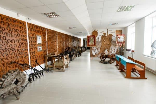 Un colecționar din Republica Moldova și-a doborât propriul record și a intrat din nou în Cartea Recordurilor cu cea mai mare colecție de potcoave.