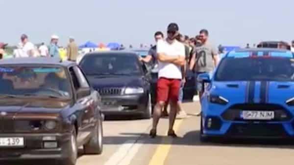 Șoferi din România și R. Moldova pasionați de mașini de curse, la un campionat din Bălți ~ InfoPrut