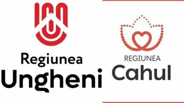 Premieră pentru R. Moldova: regiunile Ungheni și Cahul au propriile logo-uri datorită UE ~ InfoPrut