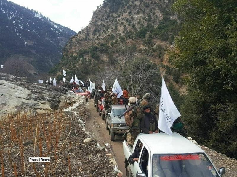 Talibanii încearcă să cucerească Valea Panjshir din Afganistan